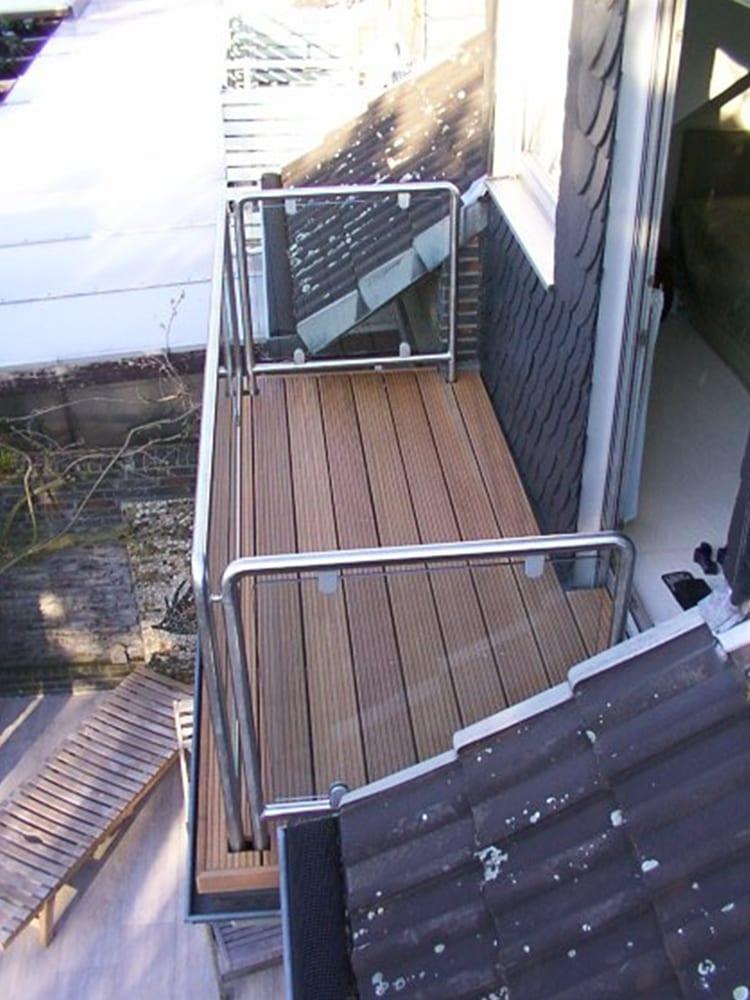 Balkon von Zimmerei Pitzer